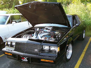 Buick GNX Motor