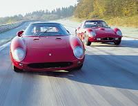 Ferrari 250 LM y Ferrari 250 GTO