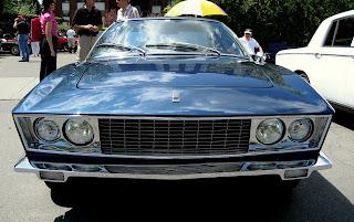 Monteverdi 375 L de 1970
