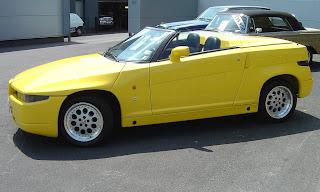 Alfa Romeo RZ Spider