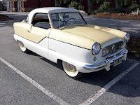Nash Metropolitan Coupe