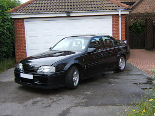 Lotus Carlton Omega Frontal
