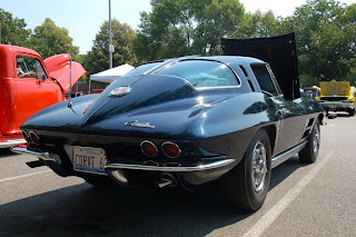 Chevrolet Corvette Stingray Split Window