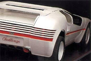 Sbarro Challenge Prototipo