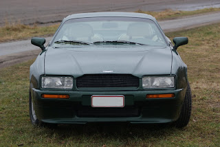 Aston Martin Virage 1991
