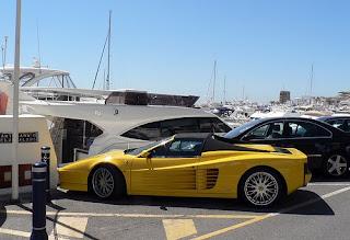 Ferrari Tesrossa Spider (1986)