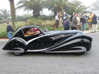 Delahaye 135 S, emblematico auto de los años treinta