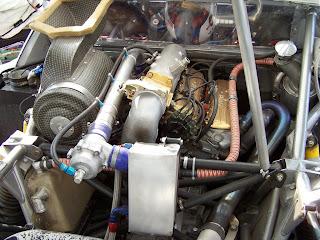 Lancia 037 Rally Motor
