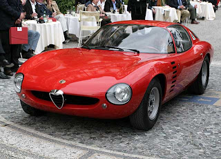 Alfa Romeo Canguro Restaurado Villa déste