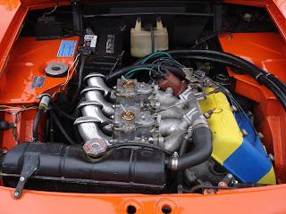 Motor Fulvia