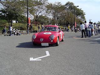 Abarth 750 Record Monza Zagato