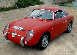 Abarth 750 Record Monza Zagato: Imágenes e Historia