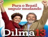 Dilma Presidente 13