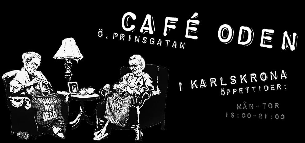 Musikhus & Café Oden