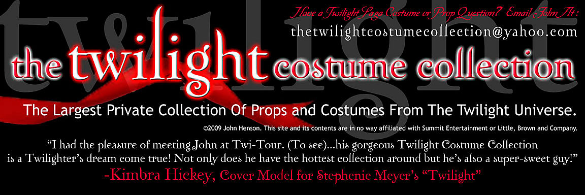 The Twilight Costume Collection
