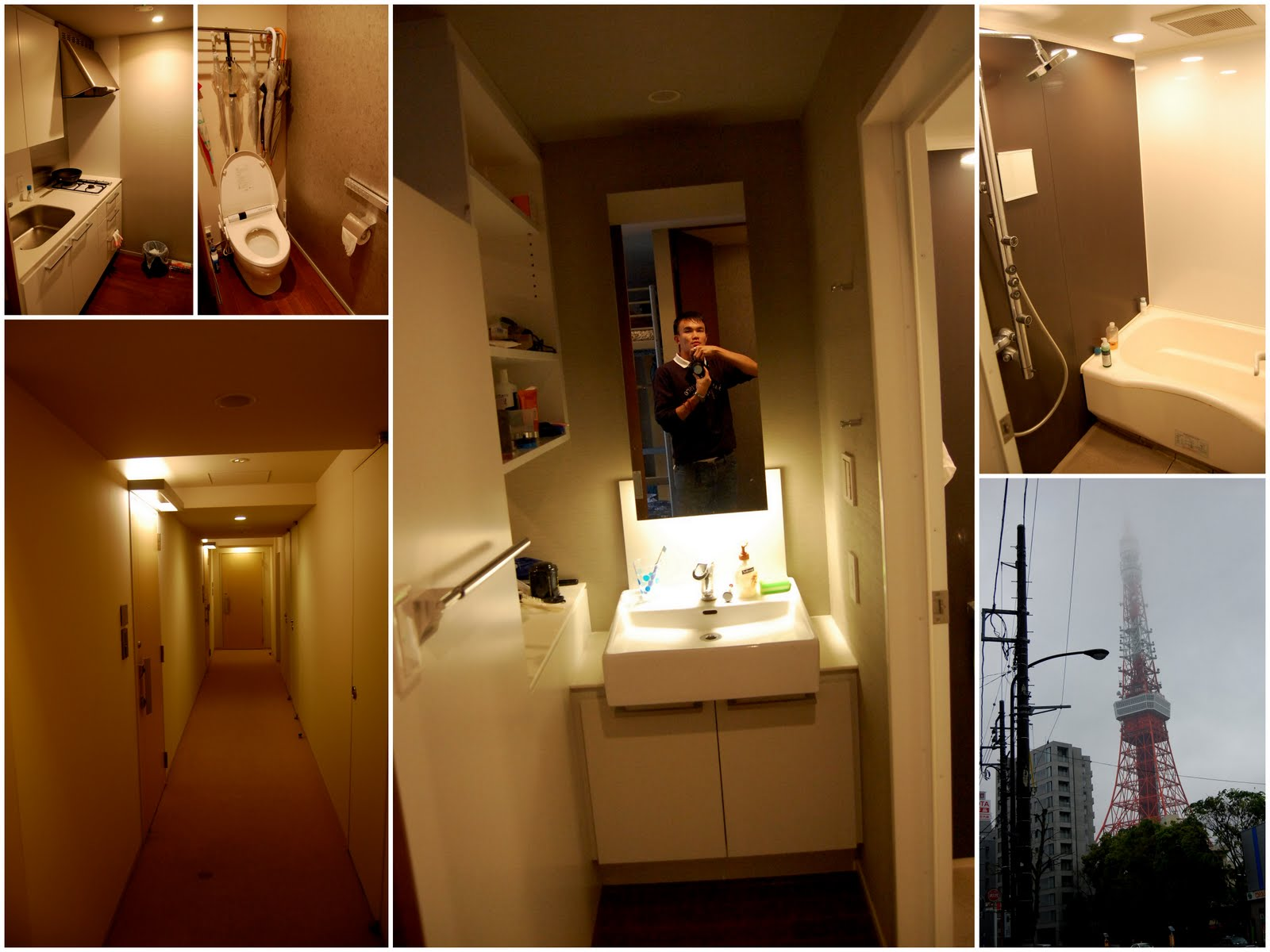 Sf s studio apartment in the heart of tokyo city near roppongi
