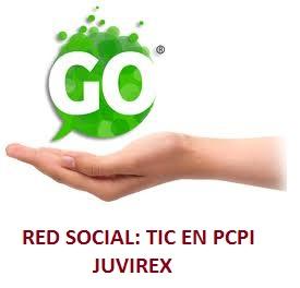 Red social de agrupación