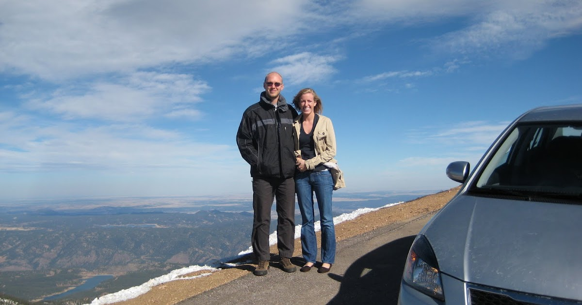 steven and ruth moll first drive up pikes peak. Black Bedroom Furniture Sets. Home Design Ideas
