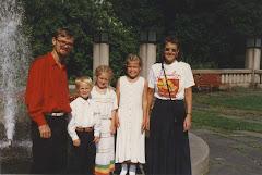 Heile familien i -97