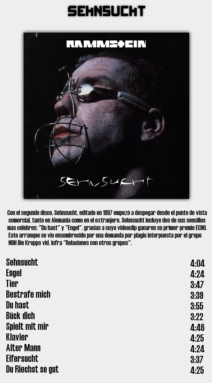 Rammstein - Discografia de estudio completa en calidad 320Kbps [MU] 3