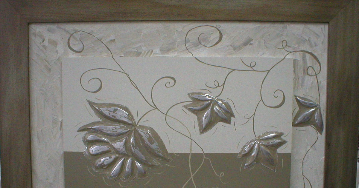 El rinc n de loli cuadros con apliques de aluminio - Apliques para cuadros ...