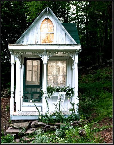 backyard cottage the juliet notes