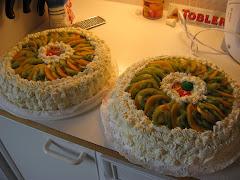 Lisää kakkuja!