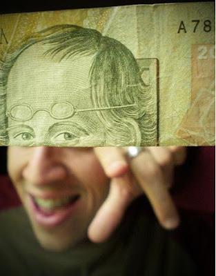 Funny Illusion Money Reconversion