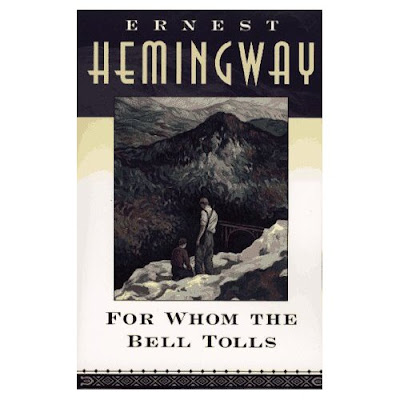Free Ebook Pdf Novel Ernest Hemingway - For Whom The Bell Tolls