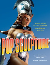 Pop Sculpture: How to Sculpt Action Figures and Collectible Statues