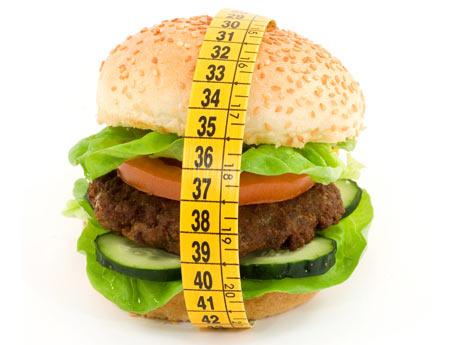 dieta hamburuger