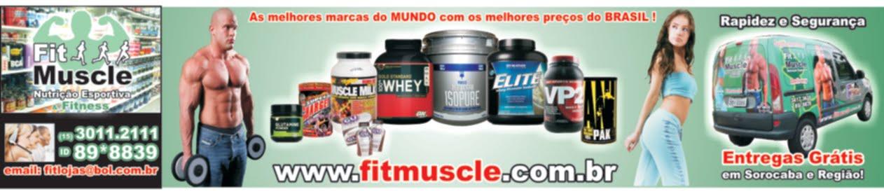 Fitmuscle Nutrição Esportiva e Fitness - Sorocaba