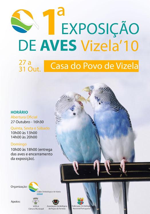 1ª.Exposição de Aves em Vizela