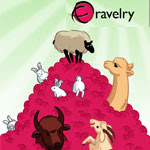 Podés encontrarme en Ravelry como Ilu