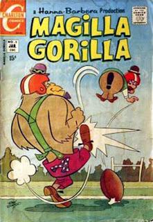 Magilla Gorilla #2