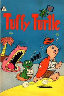 Tuffy Turtle #1