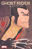 Ghost Rider #34 Wolverine Variant