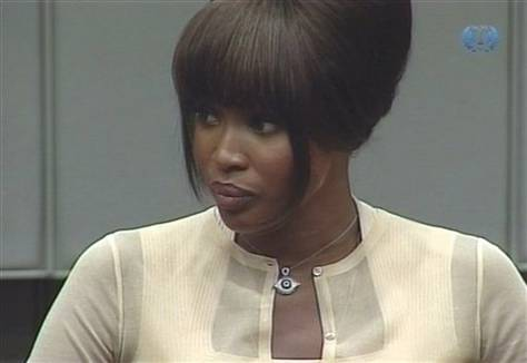 naomi campbell hair. Naomi Campbell#39;s hair