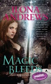 Magic Bleeds – Book Review