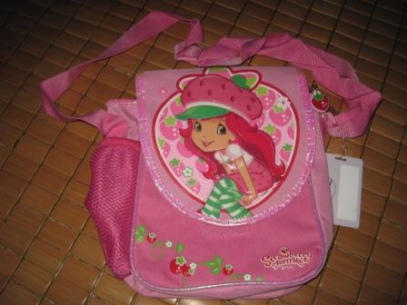 Strawberry Shortcake Sling Bag My Baby