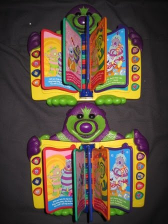 Fimbles Musical Book | My Baby