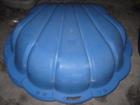 Big Sea Shell Sandbox Baby Pool My Baby