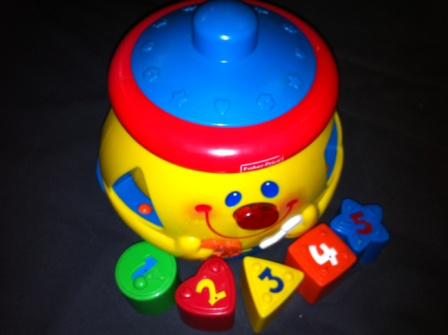 fisher price singing sorter pot my baby