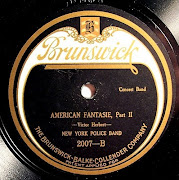 Then, a 1920 recording of American Fantasie, composed by the Irishborn and .