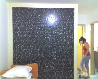 Pinthar pinturas decorativas fotos de pinturas decorativas em paredes - Pinturas decorativas paredes ...