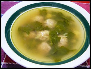 Holy Cannoli Recipes Italian Wedding Soup