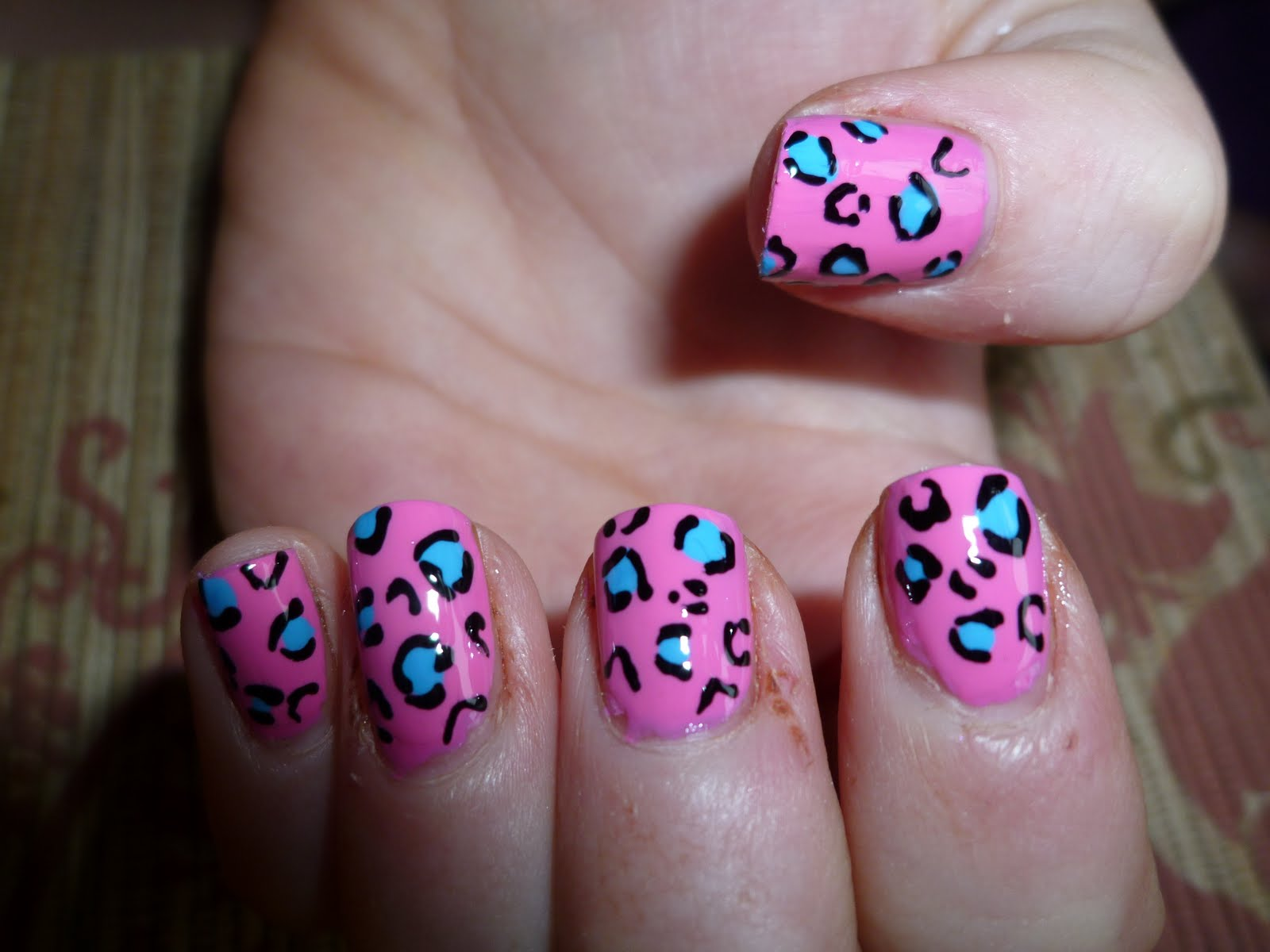 The Astonishing Simple leopard print nail designs pictures Digital Photography