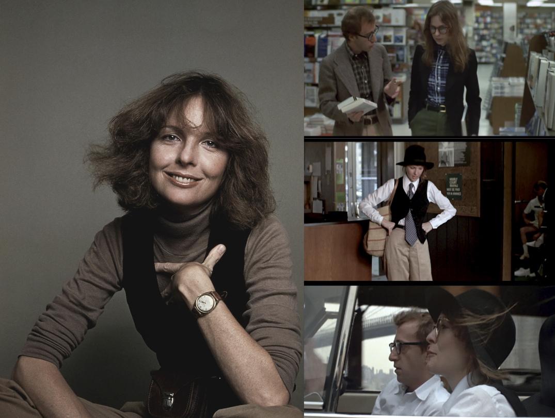 Ralph Lauren and Woody Allen