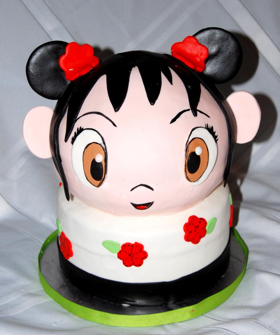 leelees cake abilities ni hao kai lan cake