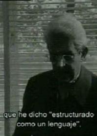 Jacques Lacan parte 5/7 Grandes Pensadores Encuentro completo